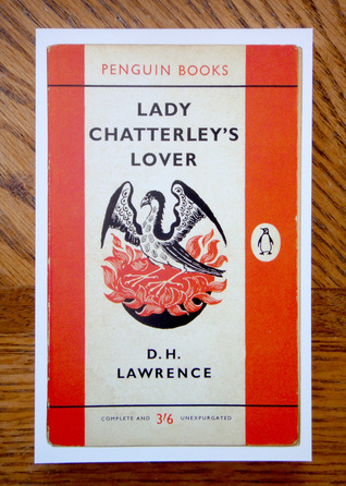 postcards from penguin - lady chatterley's lover