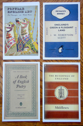 postcards from penguin - the english collection