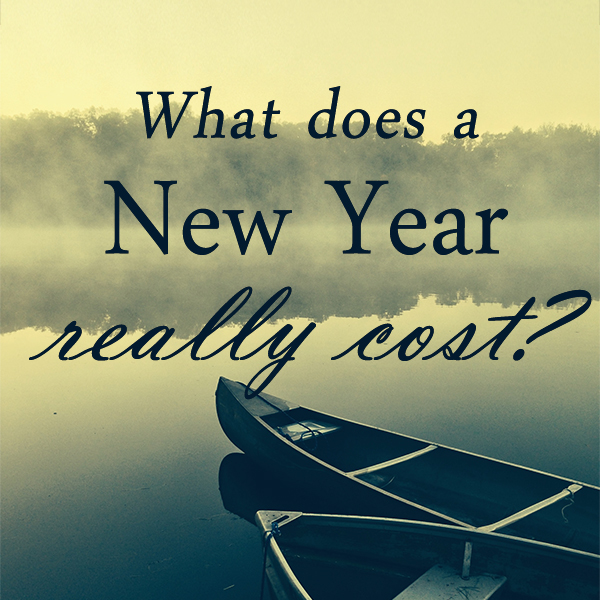 what does a new year really cost? by seth macbeth