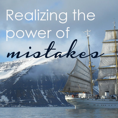 Realizing the power of mistakes by seth macbeth
