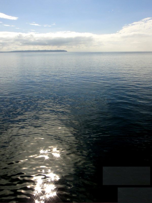 Vancouver waters - a day of peaceful reflection