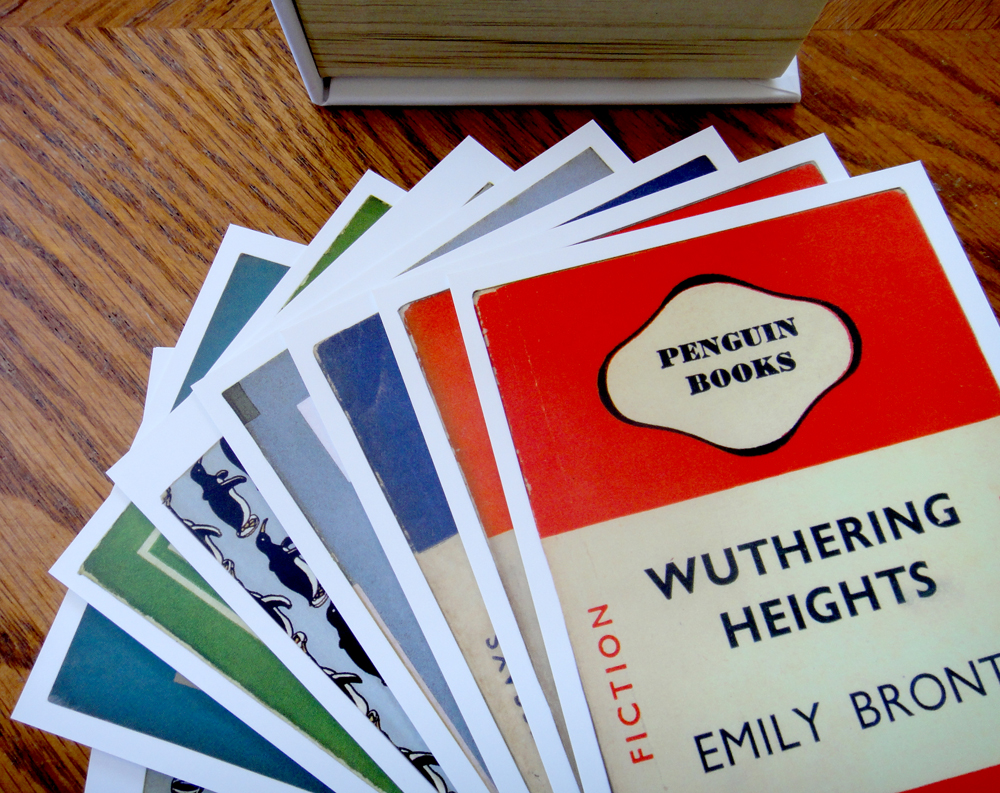 postcards from penguin - wuthering heights