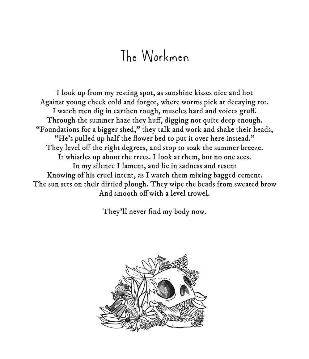 The Workmen - horror poem by Seth Macbeth